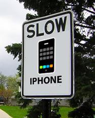 make iPhone fast